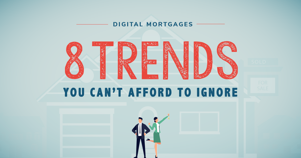 Infographic Design Trends Your Mortgage Business Should Consider