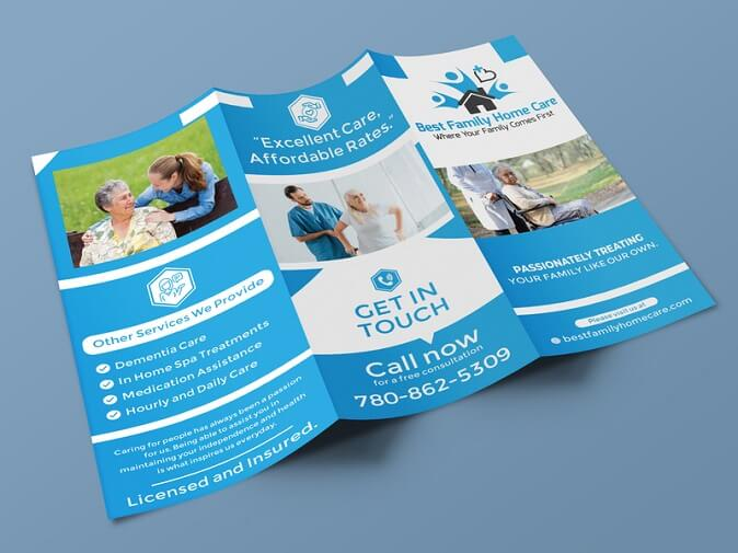 Tips for Designing Your Own Home Business Brochure